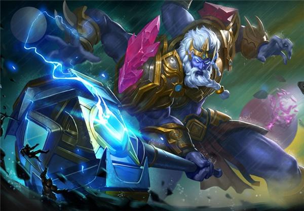 英魂之刃众神之王宙斯怎么玩 英魂之刃智力型英雄宙斯攻略