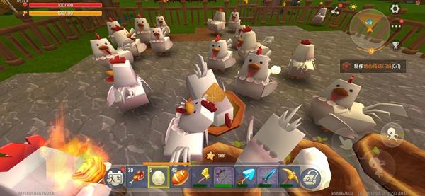 迷你世界鸡饲料怎么合成
