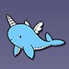加查生活独角鲸