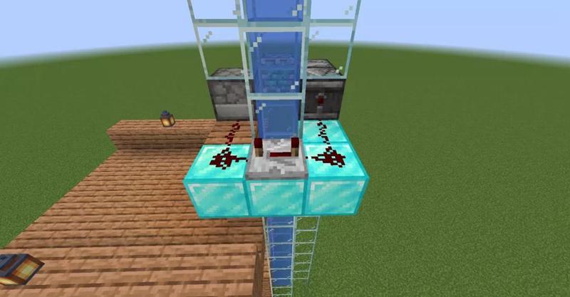 我的世界电梯选层工具4