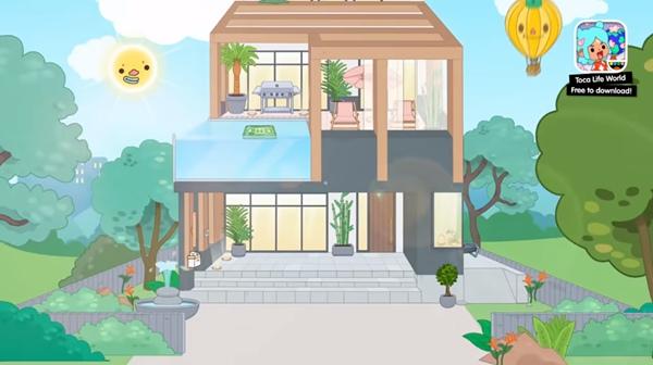 托卡生活世界现代公寓建筑