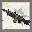 香肠派对M249