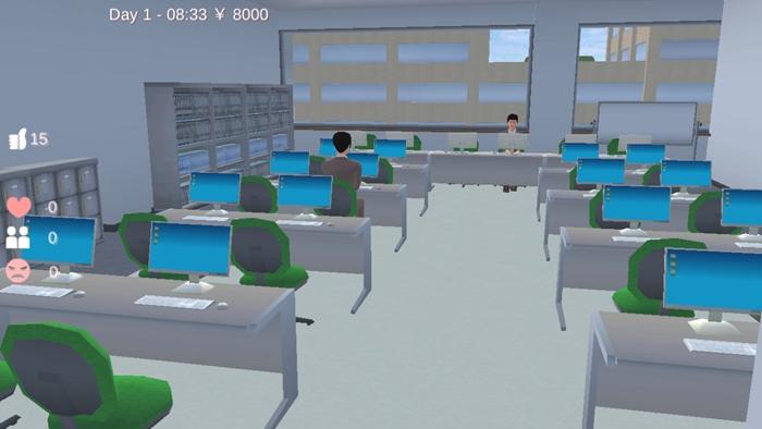 樱花校园模拟器最新版税务局开放