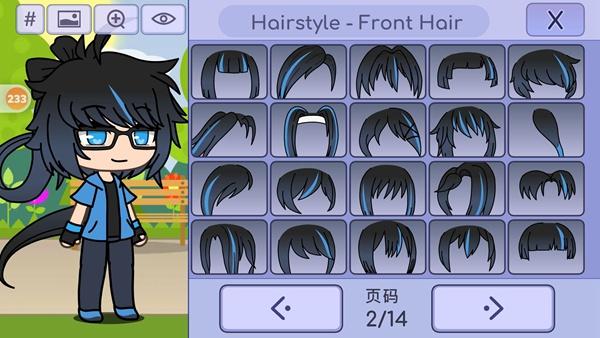 加查生活(扭蛋人生)发型怎么搭配 加查生活GachaLife头发第二波造型推荐