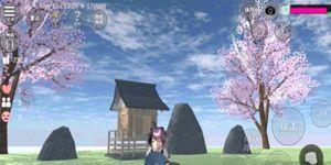 樱花校园模拟器好看的拍照 美图欣赏