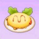 摩尔庄园摩摩蛋包饭