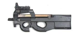 和平精英P90冲锋枪怎么样 P90冲锋枪介绍