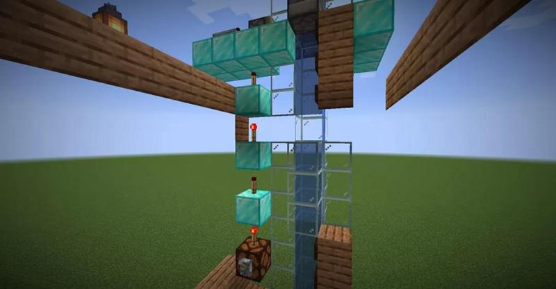 我的世界电梯选层工具6