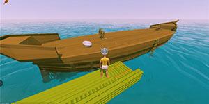 艾兰岛船搁浅了怎么办 船只搁浅处理办法详解