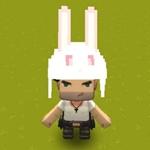 迷你世界微缩模型怎么做 兔子帽子制作教程