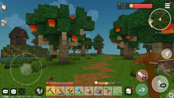 手工星球苹果树