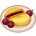 摩尔庄园浆果烧饼