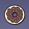 加查生活洒甜甜圈