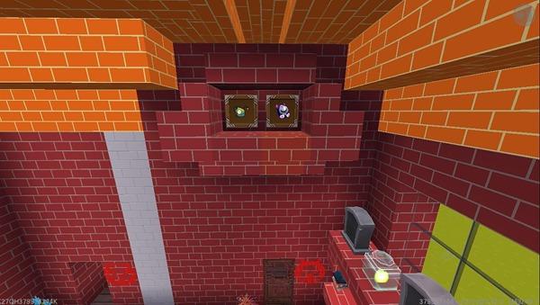 迷你世界红瓦房
