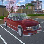 樱花校园模拟器校长的车在哪里 学校的红色轿车介绍