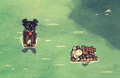 饥荒海难猴王解锁