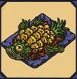 黑暗料理王菠萝锦鲤皇冠配方 菠萝锦鲤怎么做