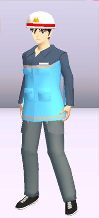 樱花校园模拟器急救队员