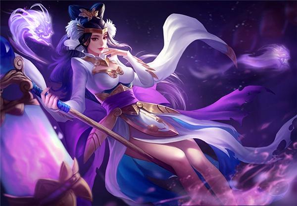 英魂之刃妖艳女鬼聂小倩怎么玩 英魂之刃智力型英雄聂小倩攻略