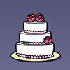 加查生活结婚蛋糕