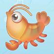 摩尔庄园冰川红虾