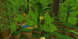 迷你世界更新雨林地形 生存模式迎来重大更新