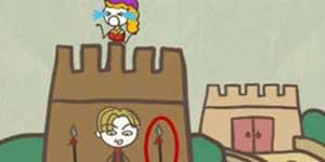 史上最坑爹的游戏3第18关怎么过 第18关史小坑哭倒长城通关攻略