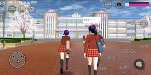 樱花校园模拟器通知 10月28日下架停运游戏