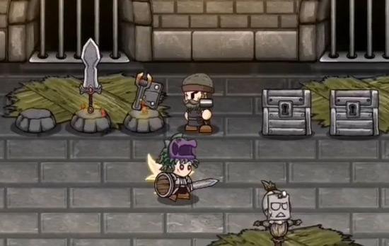 失落城堡单手武器强度