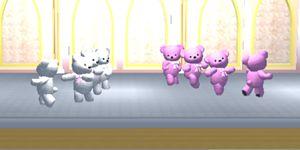 樱花校园模拟器游乐园里面小熊表演怎么完成 战胜在游乐园表演的小熊任务