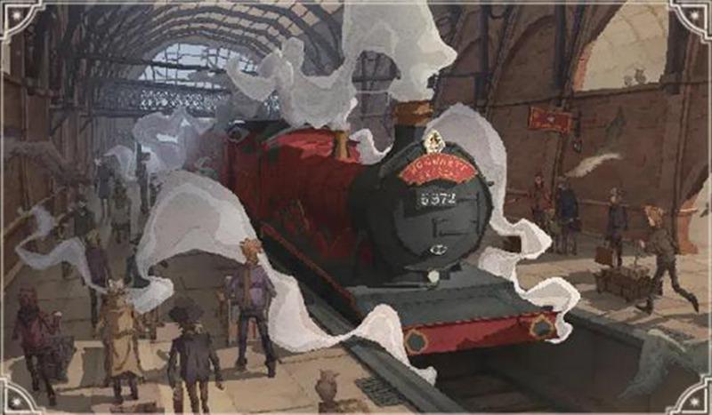 哈利波特魔法觉醒即将开测 入学预备测试将于近期启程