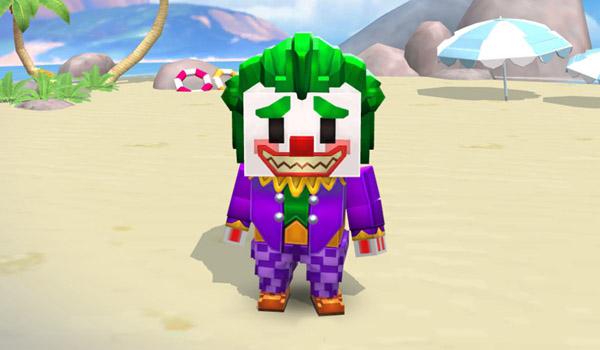 逃跑吧少年恶魔小丑套装欣赏