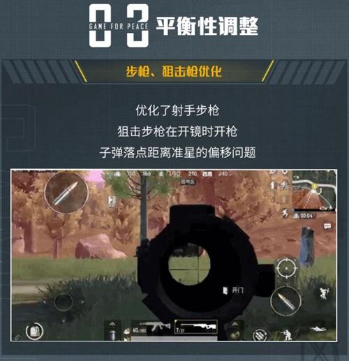 和平精英1月26日更新爆料第一弹