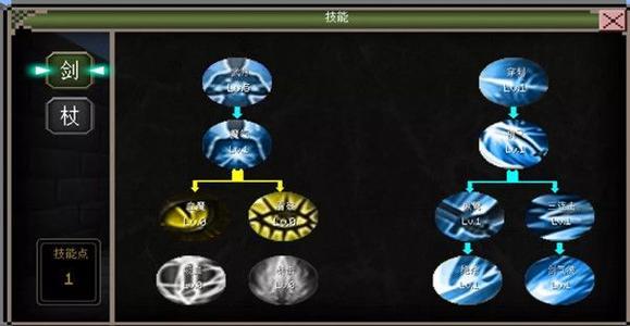 我的世界月蚀魔瞳者剑技介绍 剑技怎么加点