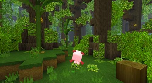 迷你世界雨林地形再揭秘