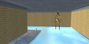 樱花校园模拟器水路的骷髅在哪里 战胜水路的骷髅任务攻略