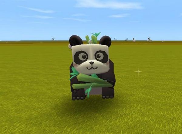 迷你世界熊猫吃什么