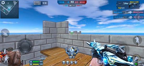 正义枪战欢乐城堡