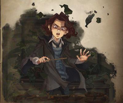 哈利波特手游飞沙走石