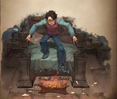 哈利波特手游妖怪们的妖怪书