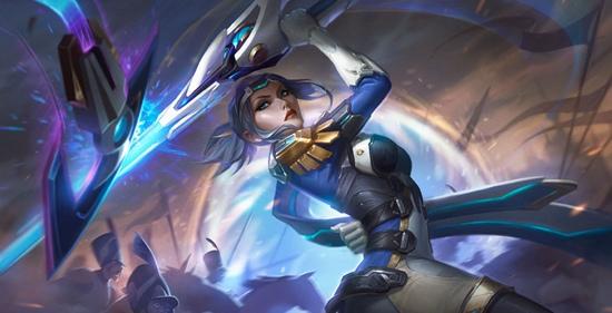 英雄联盟手游菲奥娜