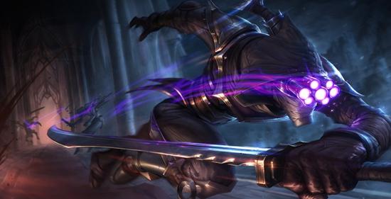 英雄联盟手游剑圣易