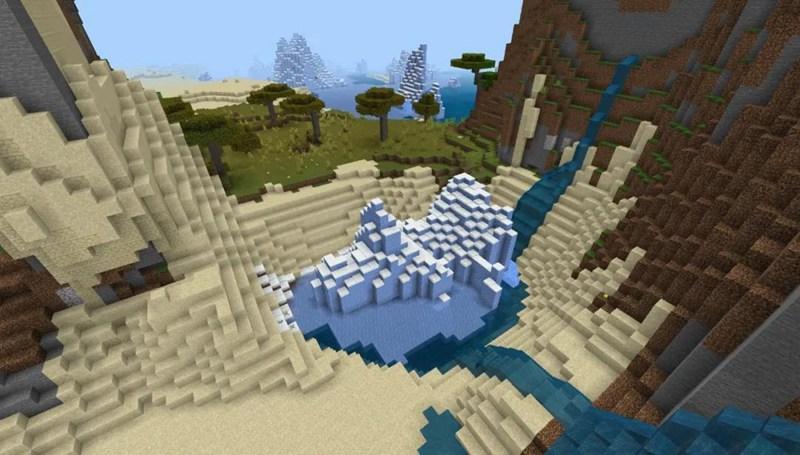 我的世界冰原