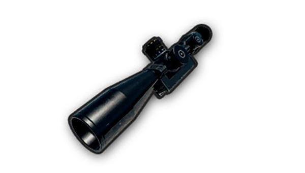 和平精英15倍瞄准镜