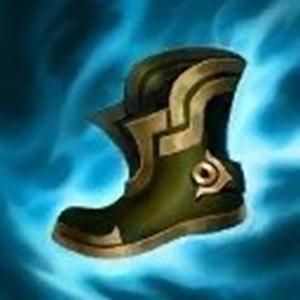 英雄联盟手游水银之靴装备属性 水银之靴图鉴