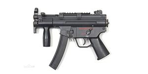 和平精英MP5K冲锋枪怎么样 MP5K冲锋枪介绍