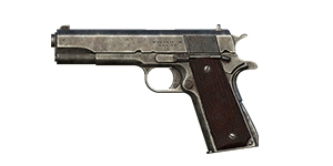 和平精英P1911手枪怎么样 P1911手枪介绍