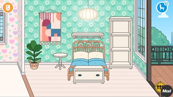 托卡生活世界父母房间
