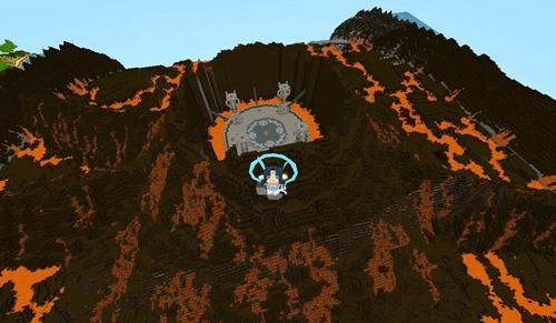 迷你世界怎么找到火山地图 5个关键步骤助你迅速抵达火山岛