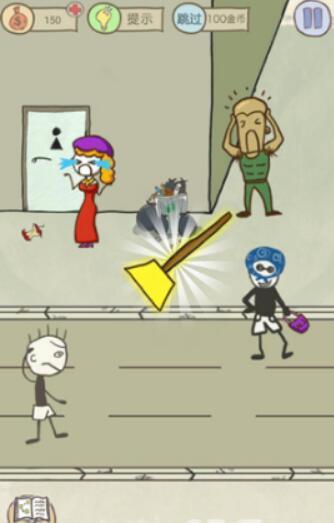 史上最坑爹的游戏11第8关攻略